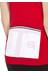 Gonso Febe Jersey korte mouwen Dames rood